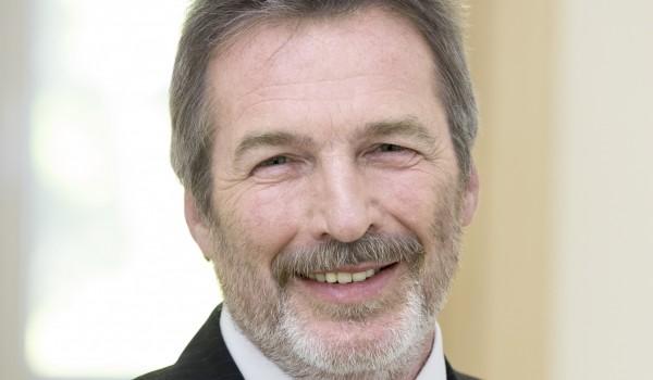 Bernd Messinger, kaufmännischer Vorstand der Erlacher Höhe.