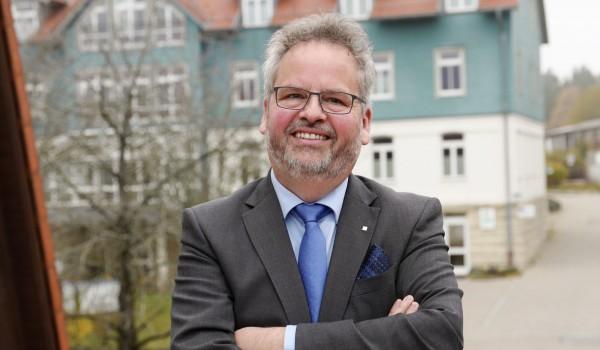Vorstand Wolfgang Sartorius im Interview mit der Backnanger Kreiszeitung.