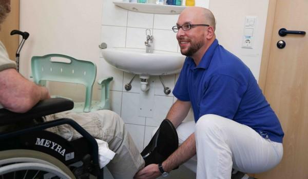 Behinderung & Pflegebedarf